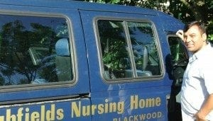 Highfields Care Home Vehicle